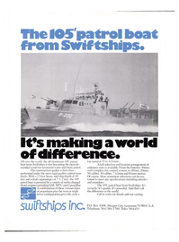 Maritime Reporter Magazine, page 2nd Cover,  May 15, 1977