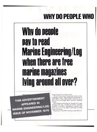 Maritime Reporter Magazine, page 26,  May 15, 1977
