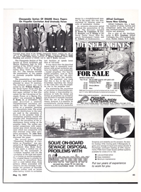 Maritime Reporter Magazine, page 37,  May 15, 1977