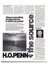 Maritime Reporter Magazine, page 24,  Jul 15, 1977