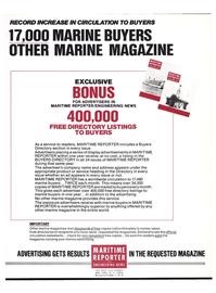 Maritime Reporter Magazine, page 31,  Jul 15, 1977