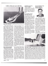 Maritime Reporter Magazine, page 11,  Aug 1977