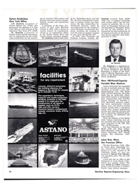 Maritime Reporter Magazine, page 12,  Aug 1977