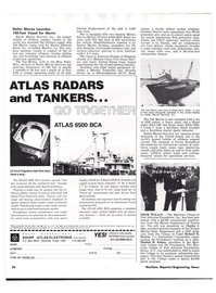 Maritime Reporter Magazine, page 24,  Aug 1977