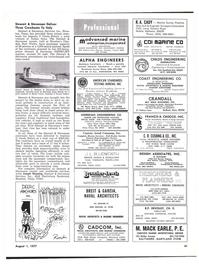 Maritime Reporter Magazine, page 39,  Aug 1977