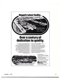 Maritime Reporter Magazine, page 11,  Sep 1977