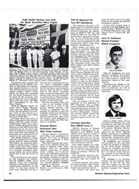 Maritime Reporter Magazine, page 16,  Sep 1977