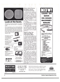 Maritime Reporter Magazine, page 2,  Sep 1977