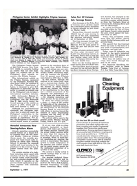 Maritime Reporter Magazine, page 41,  Sep 1977