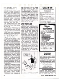 Maritime Reporter Magazine, page 52,  Sep 1977