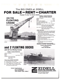Maritime Reporter Magazine, page 54,  Sep 1977