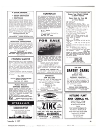 Maritime Reporter Magazine, page 57,  Sep 1977