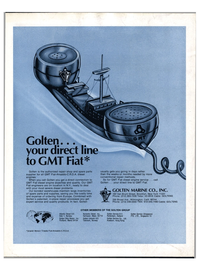 Maritime Reporter Magazine, page 4th Cover,  Sep 1977