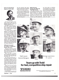 Maritime Reporter Magazine, page 7,  Sep 1977