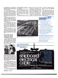 Maritime Reporter Magazine, page 9,  Sep 15, 1977