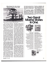 Maritime Reporter Magazine, page 15,  Sep 15, 1977