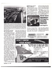 Maritime Reporter Magazine, page 29,  Sep 15, 1977