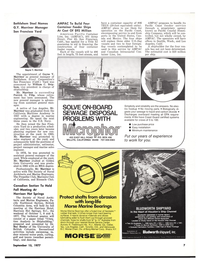 Maritime Reporter Magazine, page 5,  Sep 15, 1977