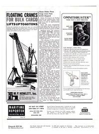 Maritime Reporter Magazine, page 2,  Oct 1977