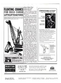 Maritime Reporter Magazine, page 2,  Oct 1977