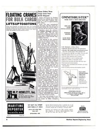 Maritime Reporter Magazine, page 4,  Oct 1977