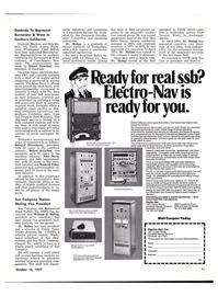 Maritime Reporter Magazine, page 9,  Oct 15, 1977