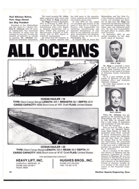 Maritime Reporter Magazine, page 12,  Oct 15, 1977