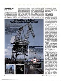 Maritime Reporter Magazine, page 16,  Oct 15, 1977