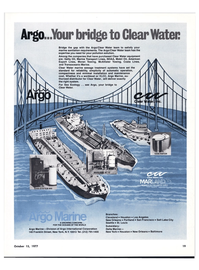 Maritime Reporter Magazine, page 17,  Oct 15, 1977
