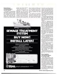 Maritime Reporter Magazine, page 38,  Oct 15, 1977