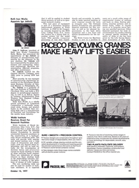 Maritime Reporter Magazine, page 39,  Oct 15, 1977