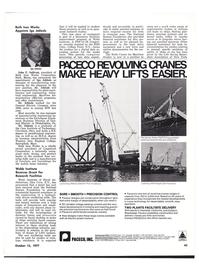 Maritime Reporter Magazine, page 39,  Oct 15, 1977