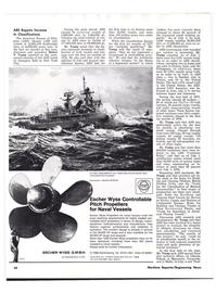 Maritime Reporter Magazine, page 40,  Oct 15, 1977
