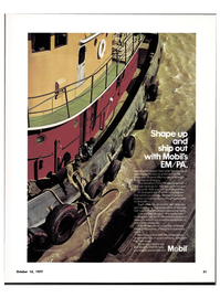 Maritime Reporter Magazine, page 47,  Oct 15, 1977