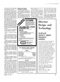 Maritime Reporter Magazine, page 51,  Oct 15, 1977