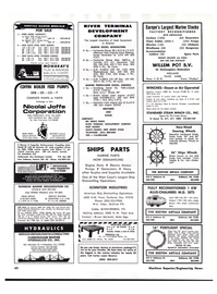Maritime Reporter Magazine, page 58,  Oct 15, 1977