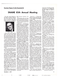 Maritime Reporter Magazine, page 9,  Nov 1977 Mansour