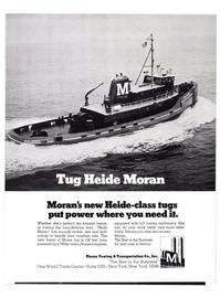 Maritime Reporter Magazine, page 23,  Nov 1977 World Trade Center