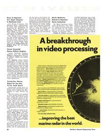 Maritime Reporter Magazine, page 32,  Nov 1977 Washington