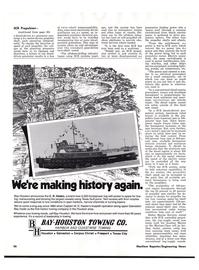 Maritime Reporter Magazine, page 36,  Nov 1977 Texas Gulf