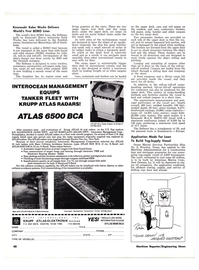 Maritime Reporter Magazine, page 38,  Nov 1977 New York