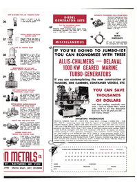 Maritime Reporter Magazine, page 41,  Nov 1977 oil coolers