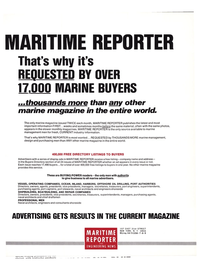 Maritime Reporter Magazine, page 43,  Nov 1977 PORT AUTHORITIES Directors