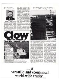 Maritime Reporter Magazine, page 44,  Nov 1977 New York