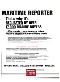 Maritime Reporter Magazine, page 45,  Nov 1977 PORT AUTHORITIES Directors
