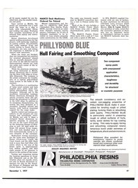 Maritime Reporter Magazine, page 47,  Nov 1977 Cen