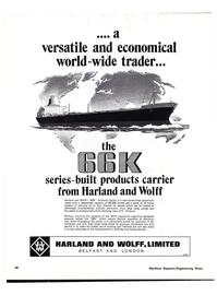 Maritime Reporter Magazine, page 48,  Nov 1977 Harland Harland