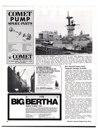 Maritime Reporter Magazine, page 50,  Nov 1977 IMC0
