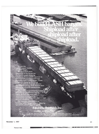 Maritime Reporter Magazine, page 51,  Nov 1977 wholl structural products