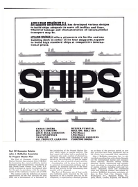 Maritime Reporter Magazine, page 52,  Nov 1977 transportation consultants